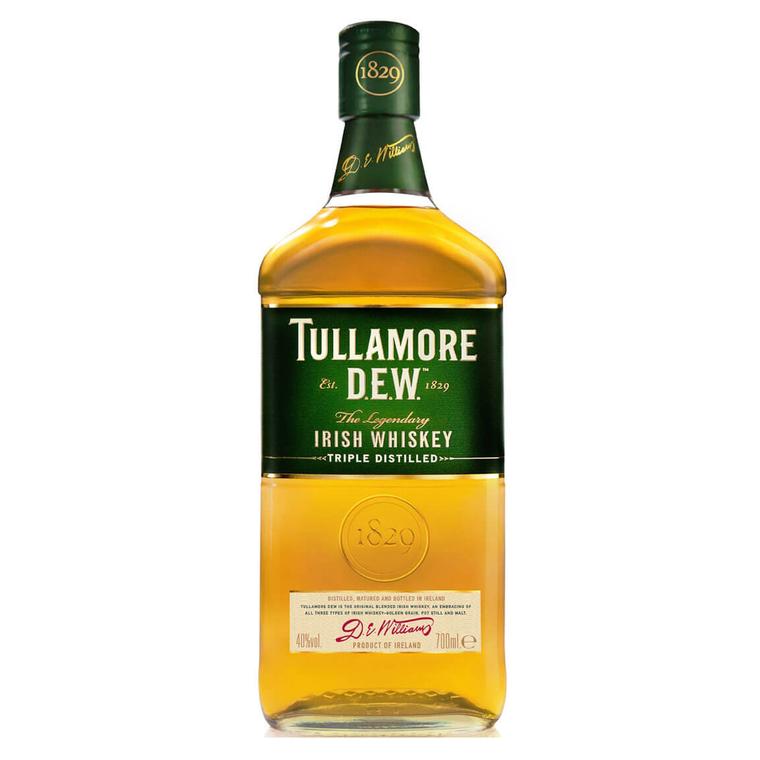 Tullamore DEW Triple Distilled Irish Whiskey [700ml]