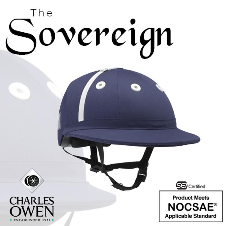 Sovereign Polo Helmet