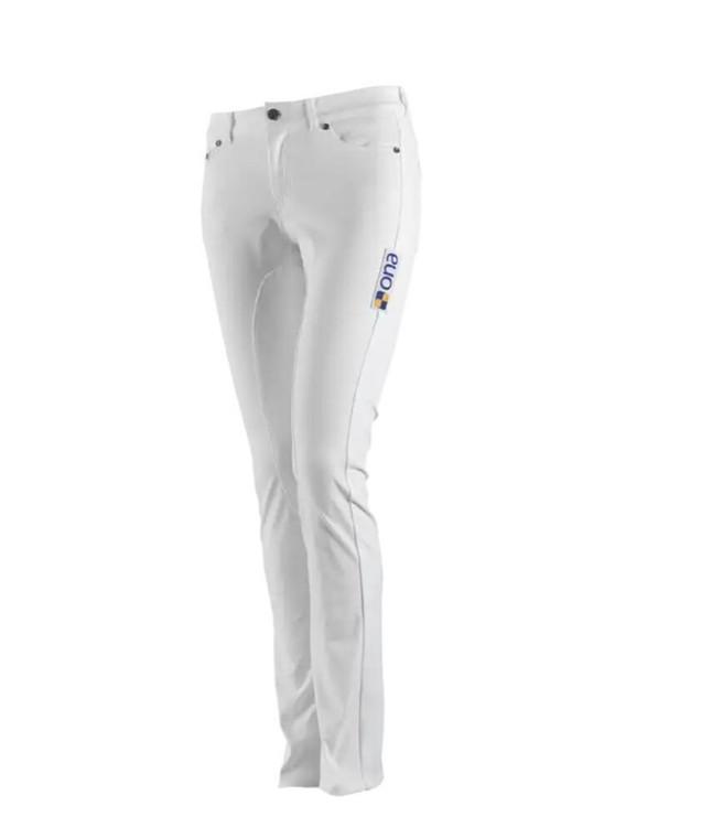 Ona Texan Pro Polo Whites for Men