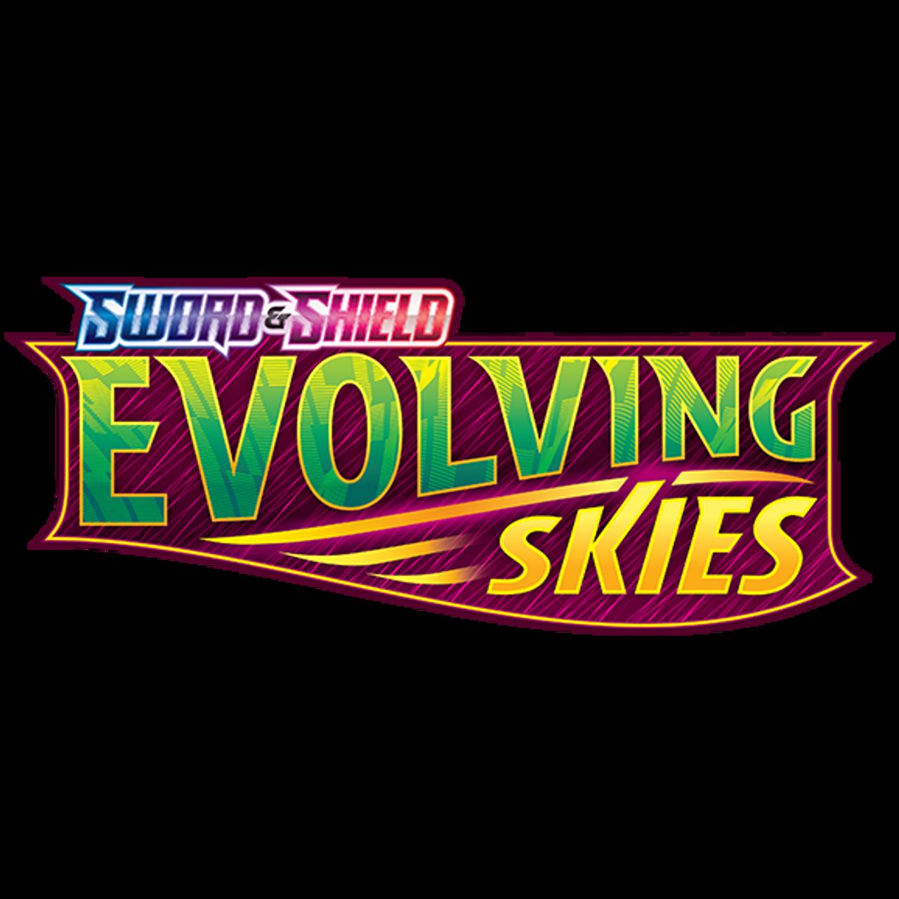 Sword & Shield 7 - Evolving Skies