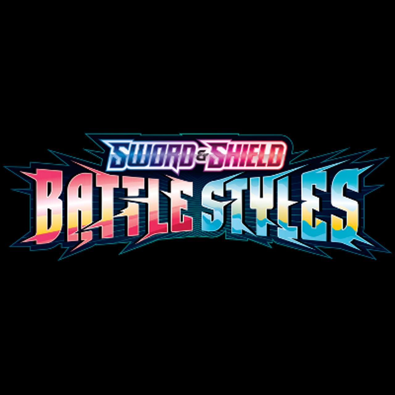 Sword & Shield 5 - Battle Styles