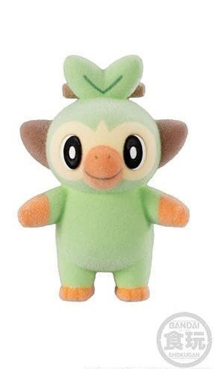 Pokemon Poke Mofu Doll Vol 5 Grookey Heroes Pokédex entry for #810 grookey containing stats, moves learned, evolution chain, location and grookey is one of the starter pokémon available in pokémon sword & shield (releasing late 2019). pokemon poke mofu doll vol 5 grookey