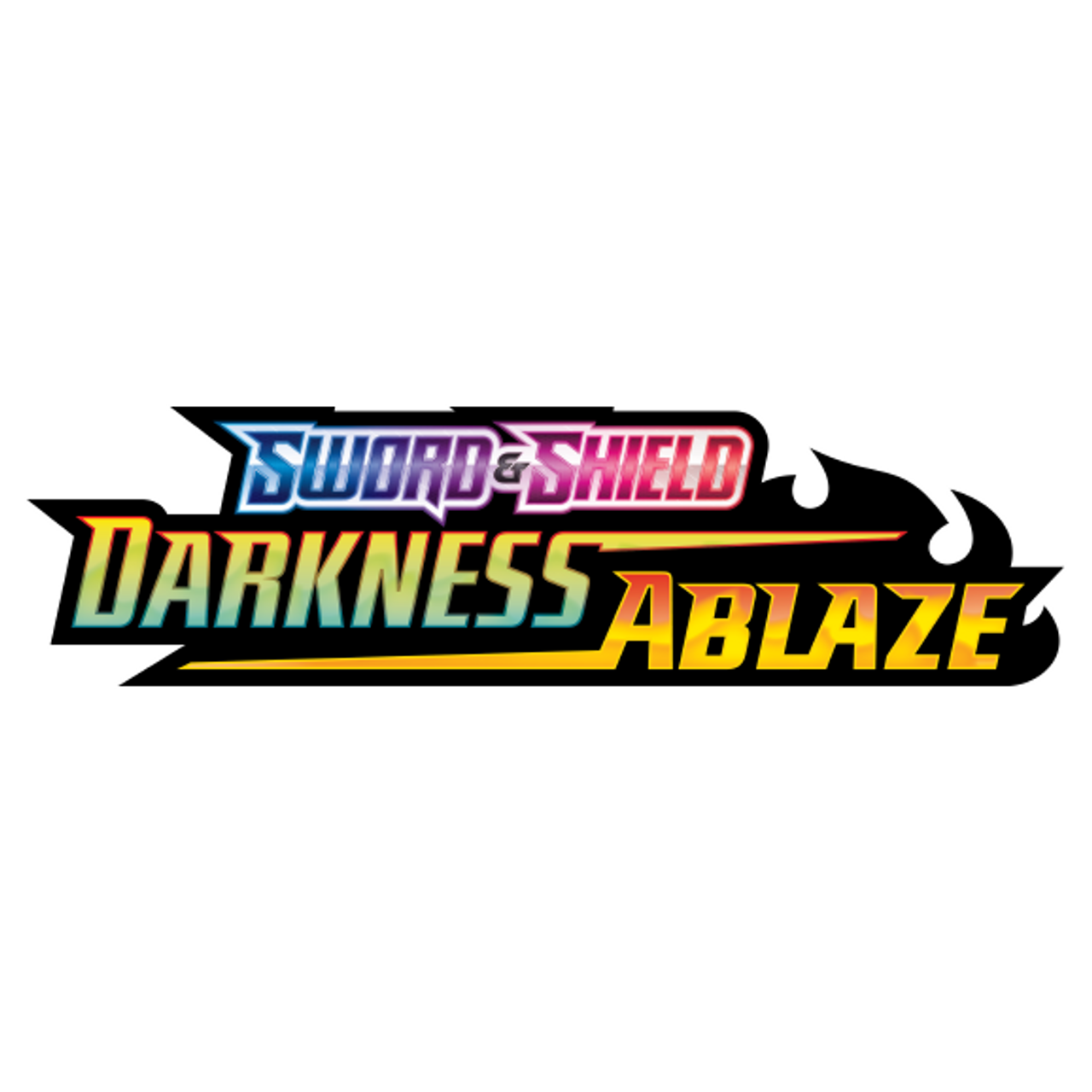 Sword & Shield 3 - Darkness Ablaze