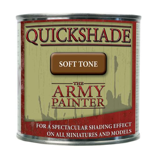 Army Painter: Quick Shade Soft Tone Dip Tin