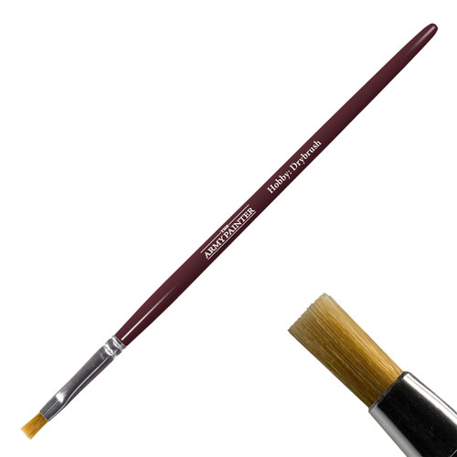 Army Painter: Hobby Brush - Drybrush