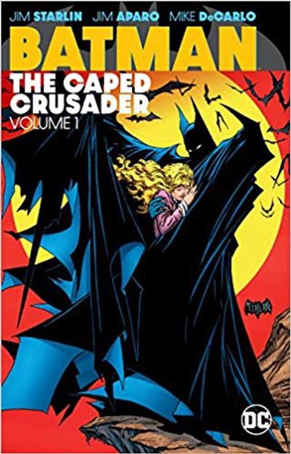 Batman The Caped Crusader Vol 01