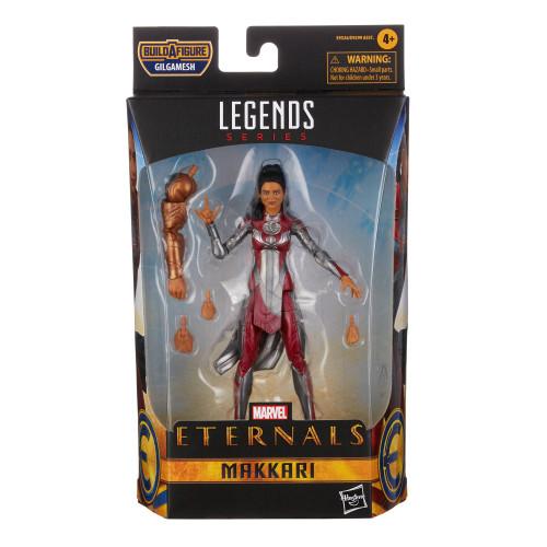 Marvel Legends 6In Eternals Makkari Action Figure