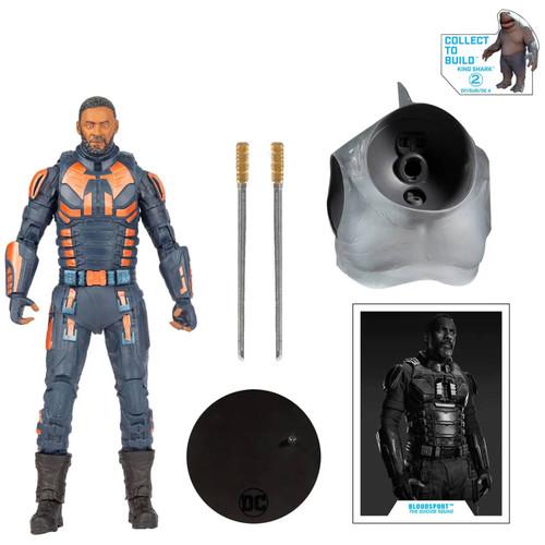 DC Collector Bloodsport Unmasked Action Figure