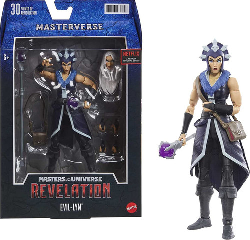 Masters of the Universe Masterverse: Revelation Evil-Lyn Action Figure