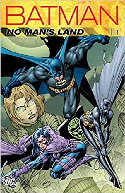 Batman No Mans Land Vol 01 New Edition
