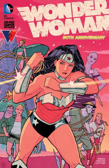 Wonder Woman 80Th Ann 100-Page One Shot Cvr I