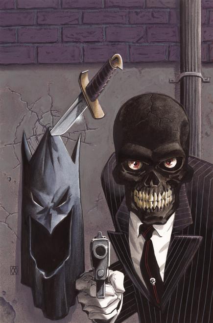 Batman Arkham Black Mask