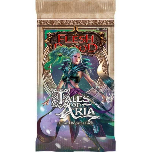 Flesh And Blood TCG: Tales of Aria Booster Pack (First Edition)
