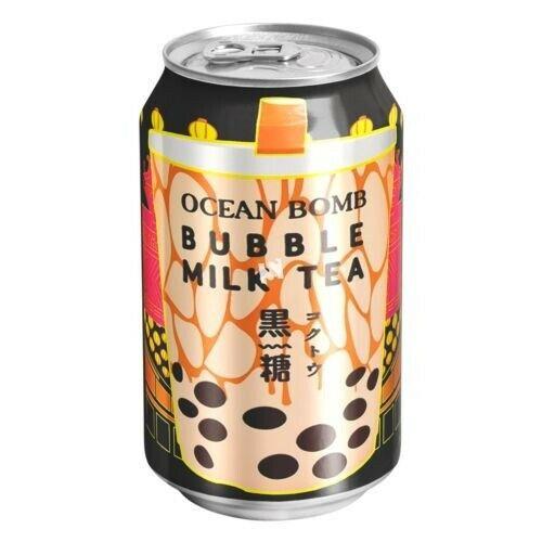 Ocean Bomb Bubble Milk Tea Brown Sugar 330.0ml 330g