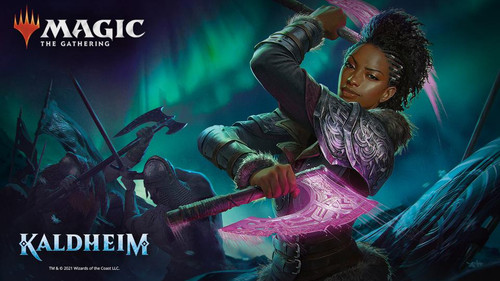 15/10/21 @ 6:00pm - Friday Night Magic Tournament Entry: Kaldheim Sealed Using Prerelease Packs (Event code 4JNG2D)