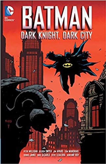Batman Dark Night Dark City