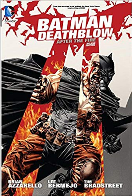 Batman Deathblow Deluxe Edition Hc