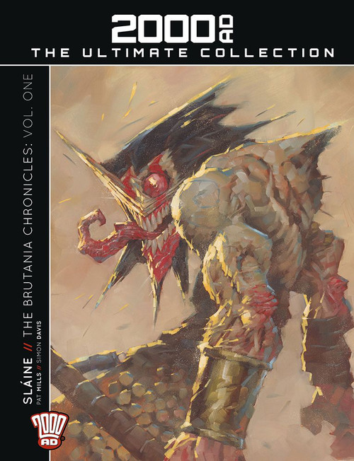 2000ad Ultimate Collection #73 - Slaine The Brutania Chronicles Volume 1