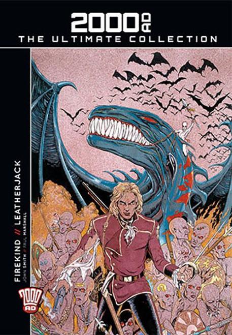 2000ad Ultimate Collection #82 - Firekind // Leatherjack