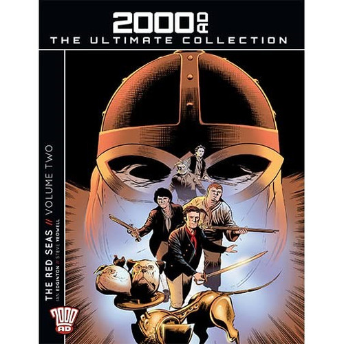 2000ad Ultimate Collection #87 - The Red Seas Volume 2