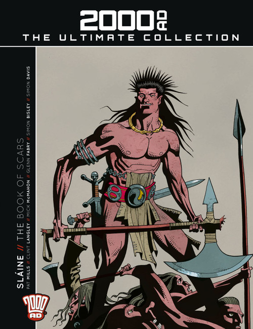2000ad Ultimate Collection #70 - Slaine: The Book of Scars