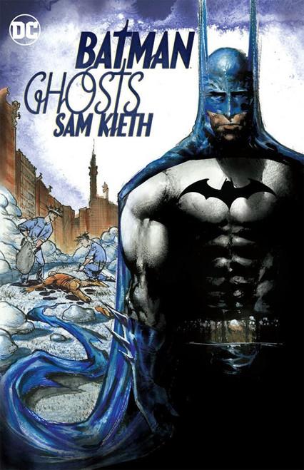Batman Ghosts