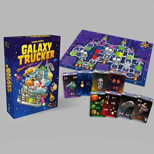 Galaxy Trucker (Re-launch)