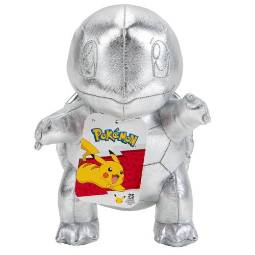 Pokemon 8 Inch Plush Silver Squirtle