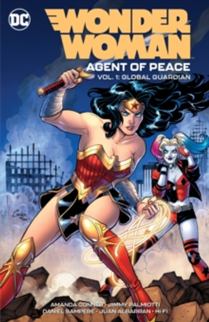 Wonder Woman: Agent of Peace Vol. 1 : Global Guardian
