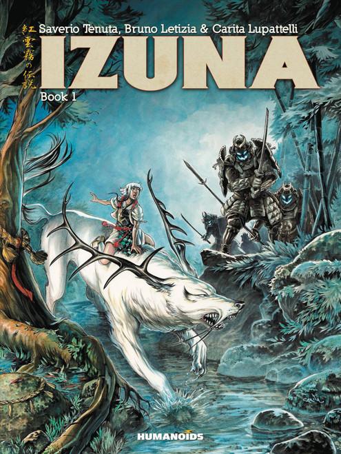 Izuna Oversize DLX HC Vol 1