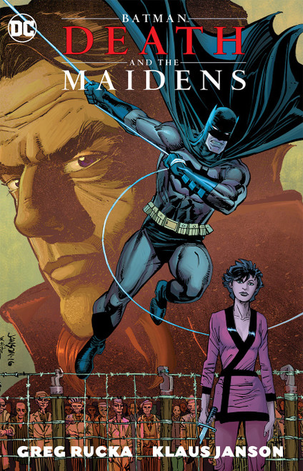 Batman Death And The Maidens New Ed