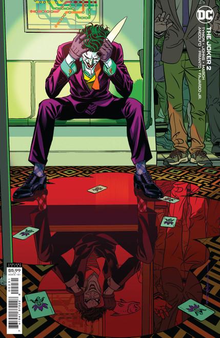 Joker #2 Cvr C Stelfreeze
