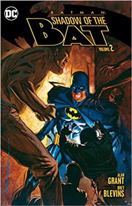 Batman Shadow Of The Bat Vol 02
