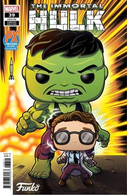 Immortal Hulk #39 Funko Variant