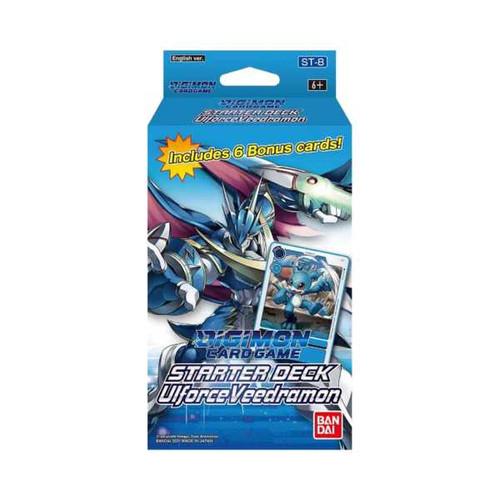 Digimon Card Game: Starter Deck - UlforceVeedramon ST-8
