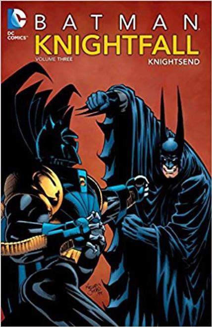 Batman Knightfall New Ed Vol 03 Knightsend