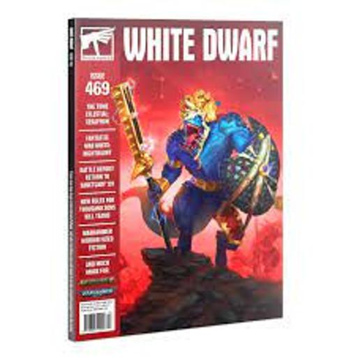 White Dwarf 469 (Oct-21)