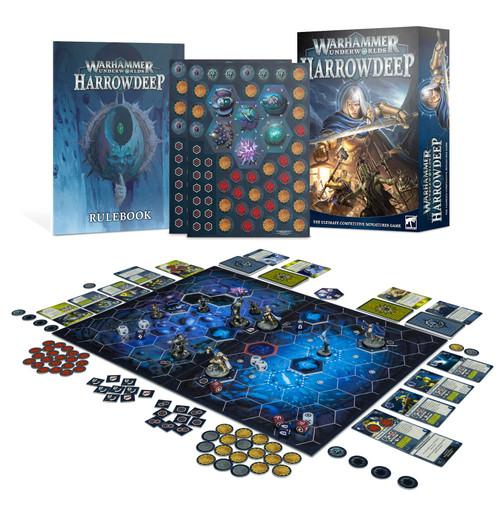 Warhammer Underworlds: Harrowdeep  (Pre-Order Out 23/10/2021)