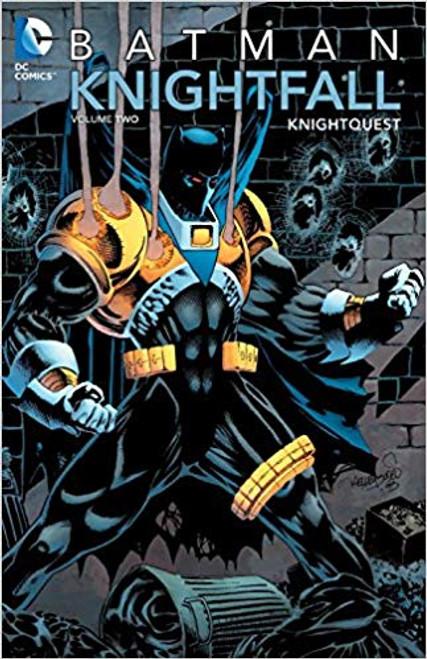 Batman Knightfall New Ed Vol 02 Knightquest