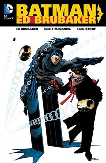 Batman By Ed Brubaker Vol 01