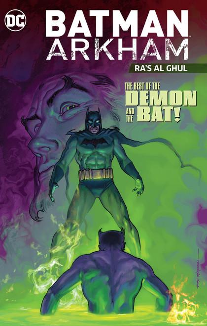 Batman Arkham Ras Al Ghul