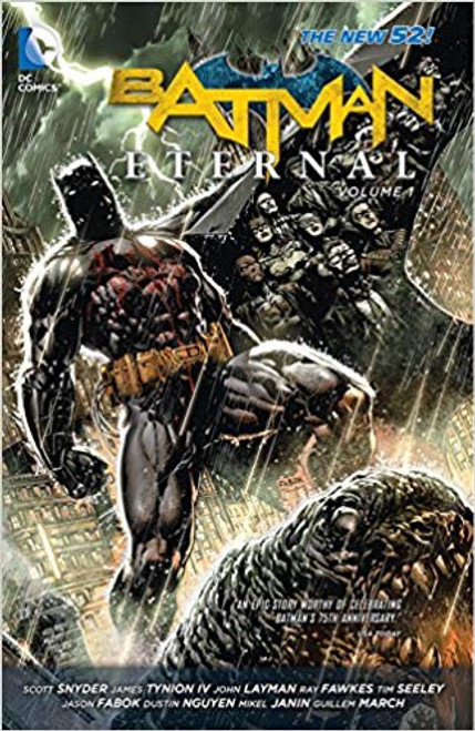 Batman Eternal Vol 01 (N52)