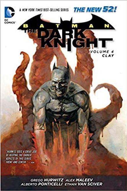 Batman Dark Knight Vol 4 Clay (N52)