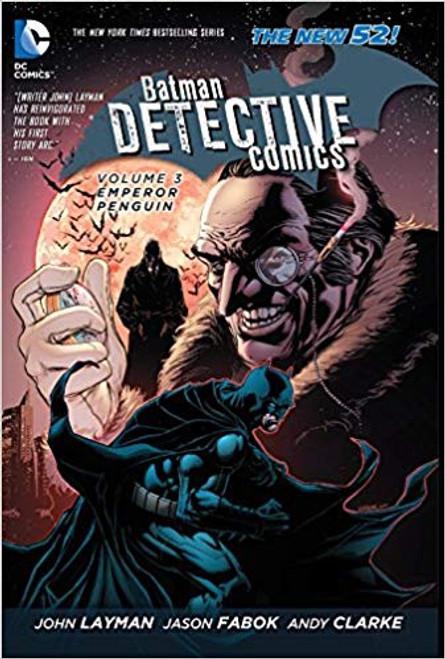 Batman Detective Comics Vol 03 Emperor Penguin