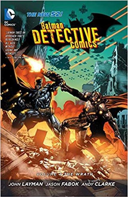 Batman Detective Comics Vol 04 The Wrath (N52)