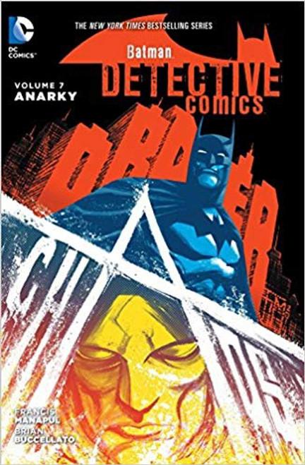 Batman Detective Comics Vol 07 Anarky