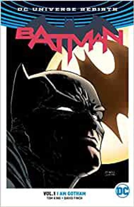 Batman Vol 01 I Am Gotham (REBIRTH)