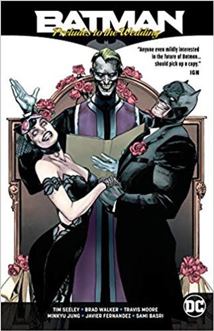Batman Preludes To The Wedding (REBIRTH)