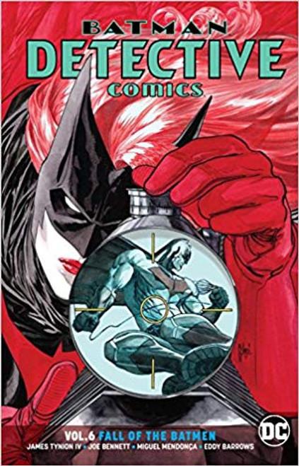 Batman Detective Comics Vol 06 Fall Of The Batmen