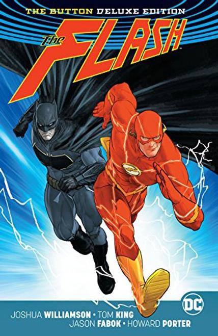 Batman Flash The Button International Edition